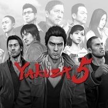 Yakuza 5 Ps3 Digital Mg