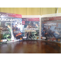 Uncharted Dual Pack Original