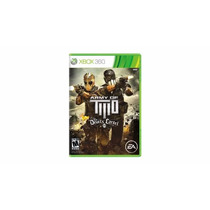 Army Of Two The Devils Cartel Xbox 360 Mídia Física Lacrado