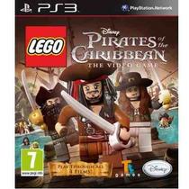 Lego Piratas Do Caribe Ps3 Código Psn Receba Hoje