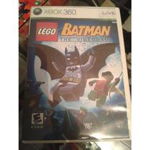 Xbox 360 - Lego Batman The Videogame (frete R$8,00)usado