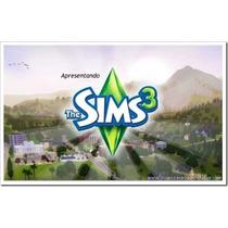 The Sims 3 + Todas Expansões Completo