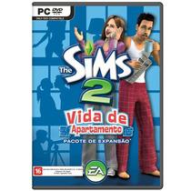 Jogo Expansão The Sims 2 Vida De Apartamento (pc) - Ea Games