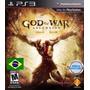 God Of War Ascension Psn Dublado - Jogo Ps3 - Loja Oficial