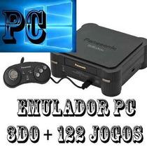 3do Emulador + 61gb Em Jogos Visite E Confira !.