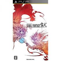Final Fantasy Type-0 Psp Raro!!!!