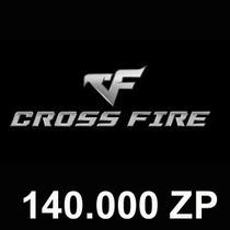 Cross Fire Jogo Pc Cartão De 140.000 Zp Cash Envio Imediato!