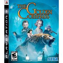 The Golden Compass - Infantil Ps3 - Bussola De Ouro