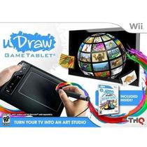 Udraw Game Tablet Mesa Digitalizadora Nintendo Wii