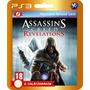 Assassins Creed Revelations (código Ps3) - Envio Rápido!