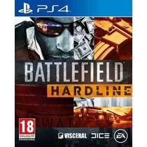 Battlefield Hardline Ps4 Primaria Psn Pré Venda Rafa Gamer!