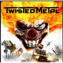 Twisted Metal® Jogos Ps3 Codigo Psn