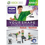 Jogo Your Shape Fitness Evolved Ntsc Original Para Xbox 360