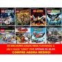 Coleção Lego Para Playstation 2 (kit 8 Jogos) Ps2 Pack