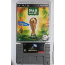 2 Jogos Futebol Snes E Ps3 / Super Nintendo E Playstation 3