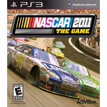 Nascar 2011 The Game Playstation 3