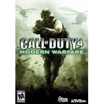 Call Of Duty 4 Modern Warfare Pc Steam Cd-key Original