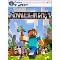 Minecraft - Jogo De Pc Original - Minecraft Pc Game + Brinde