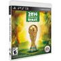 Jogo Copa Do Mundo Da Fifa Brasil 2014 Ps3 Original Lacrado