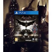 Batman: Arkham Knight Ps4 Código Psn Pt-br + Dlc