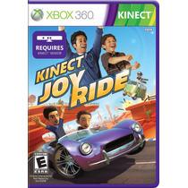 Jogo Kinect Joy Ride Original Para Xbox 360 A5417
