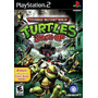 Turtles Smash-up Tartaruga Ninja Patch Play2