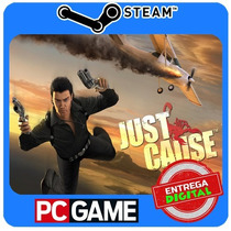 Just Cause Steam Cd-key Global