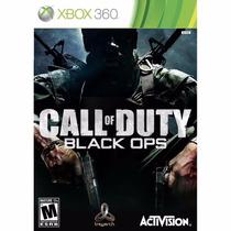 Call Of Duty Black Ops Xbox 360 Original