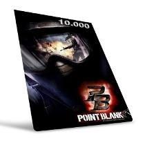 Pin Code Point Blank 10k