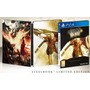 Final Fantasy Type-0 Hd Day One Edition Steelbook Ps4