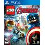 Lego Marvel Avengers Vingadores Ps4 Portugues Pronta Entrega