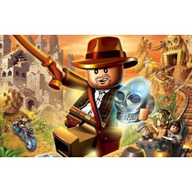 Lego Indiana Jones The Adventures Patch Play2