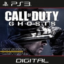 Call Of Duty Ghosts Playstation 3 Ps3 Portugues