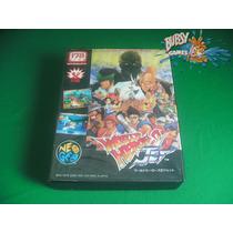 World Heroes 2 Jet Para Neo Geo Aes Cartucho