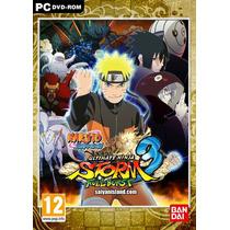Naruto Shippuden Ultimate Ninja Storm 3 Full Burst Steam Key