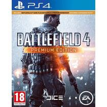 Battlefield 4 Premium - Ps4 Conta Primária Psn / Envio 24 Hs