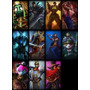 Conta League Of Legends-65 Champs/11 Skins/2 Páginas De Runa