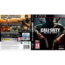 Ps3 - Call Of Duty Black Ops - Mídia Física - Original