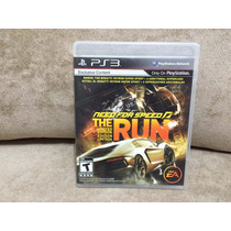 Jogo / Game Ps3 - Need For Speed The Run