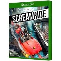 Screamride - Xbox One Lacrado