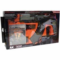 Jogo Resident Evil Operation Raccoon City Edição Ak-300 Ps3