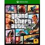 Gta V Xbox One - Mídia Digital - Jogar Offline