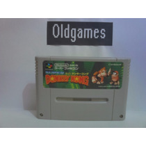 Donkey Kong 1 Original - Super Famicom.