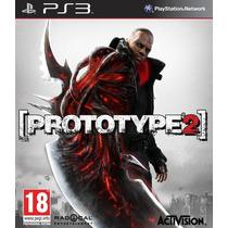 Jogo Prototype 2 Playstation 3 Ps3 Radnet Ed Mídia Fìsica P2