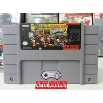 Donkey Kong Country 2 Diddys Kong / Original
