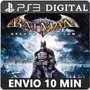 Batman Arkham Asylum Ps3 Psn