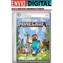Minecraft Para Pc - Windows / Mac / Linux - Envio Digital.