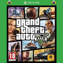 Gta V Para Xbox One - Portugues - Midia Digital