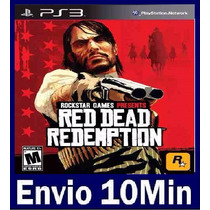 Red Dead Redemption Ps3 Código Psn