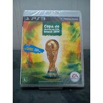 Copa Do Mundo Fifa 2014 - Ps3 Frete Grátis